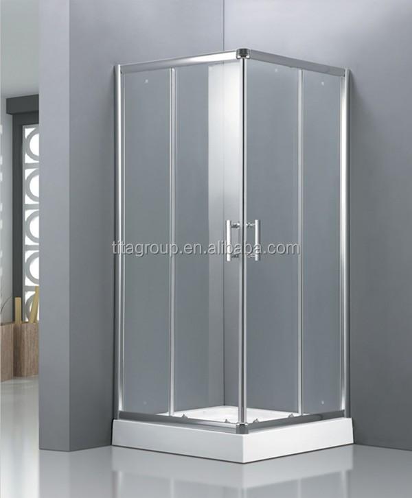 Glass Prefab Bathroom Shower Cubicle Sizes Stall Buy