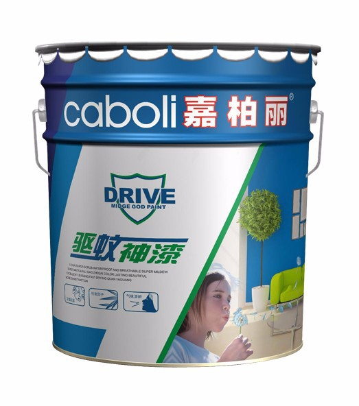Non Toxic Interior Paint: Non-toxic Anti Insect Interior Wall Coating Paint