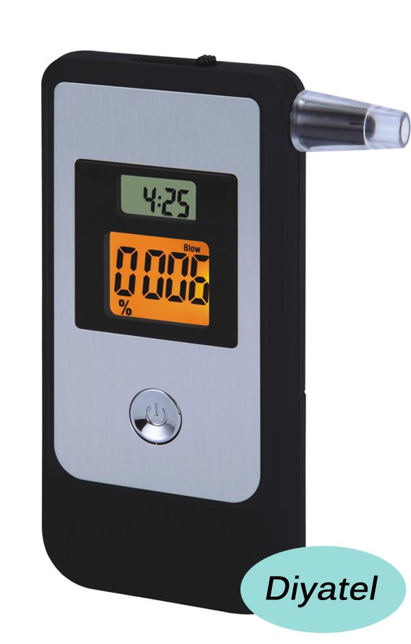 Автомобиль - детектор алкоголя в выдыхаемом воздухе профессиональный алкотестер