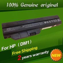 Free shipping Original laptop Battery For Hp Pavilion dm1-2001xx dm1-3200 dm1-3200sg dm1z-2000 CTO dm1z-3200 CTO