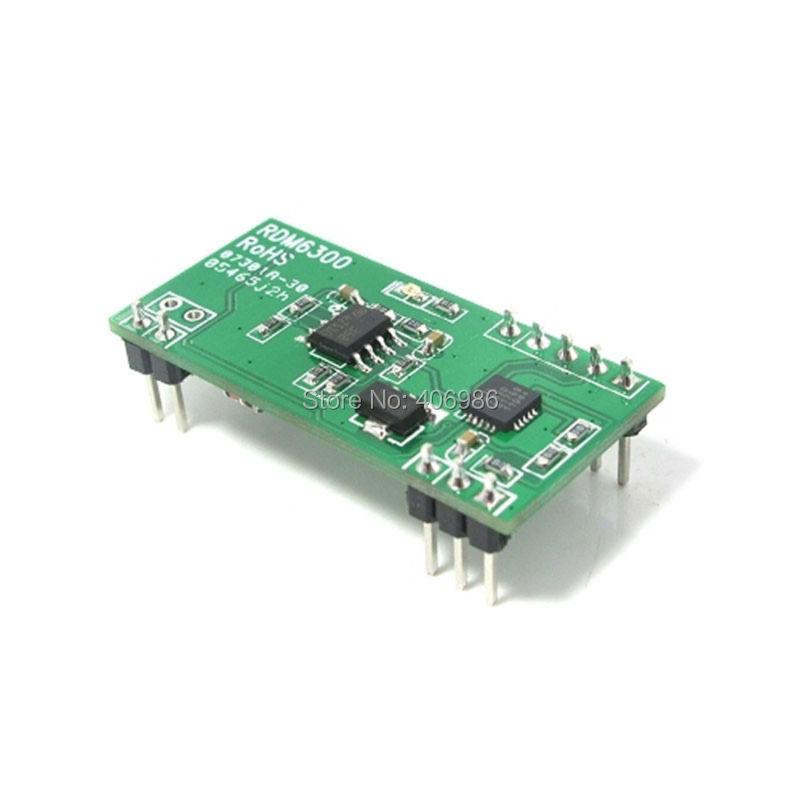 125Khz RFID Reader Module RDM6300 UART Output Access Control