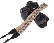 18 Style Fashion Illustration(LL-08) Universal DSLR Camera Shoulder Strap camera Strap Neck FOR nikon and for sony Camera straps