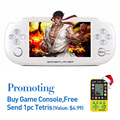 8GB Handheld Game Console 4 3 Inch Mp4 Player Video Game Console Free 10000 Games Support