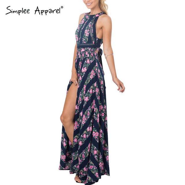 Сексуальные платья летние