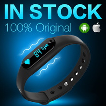IN STOCK Band 1S Heart Rate Monitor font b Smart b font Wristband Bracelet For Android