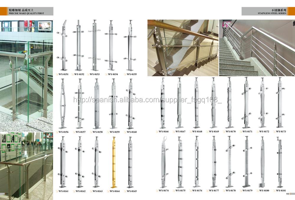 escalera de caracol de pasamanos de la escalera espiral