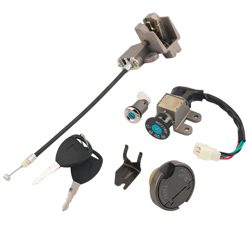Gas Scooter Moped Ignition Kill Switch Button Gy6 50 125 150cc Chinese