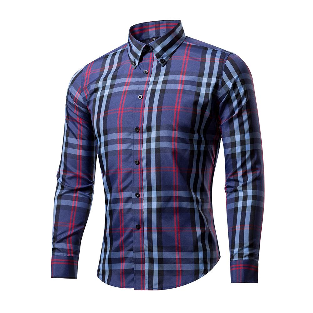 Compra elegantes camisas para hombres online al por mayor