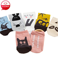 2016 Spring And Summer Fashion Cotton Cartoon Socks Boys And Girls Socks anti slip Ankle Sock
