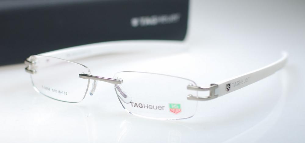 740543742283 Rimless Eyeglasses Frames Unisex
