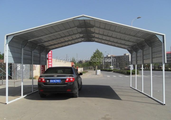 Metal Shelter Carport For Two Car Carport Kits For Sale