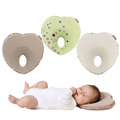 Baby Pillow Infant Sleep Shape Toddler Positioner Anti Roll Cushion Flat Bebe Head Pillow Protection of