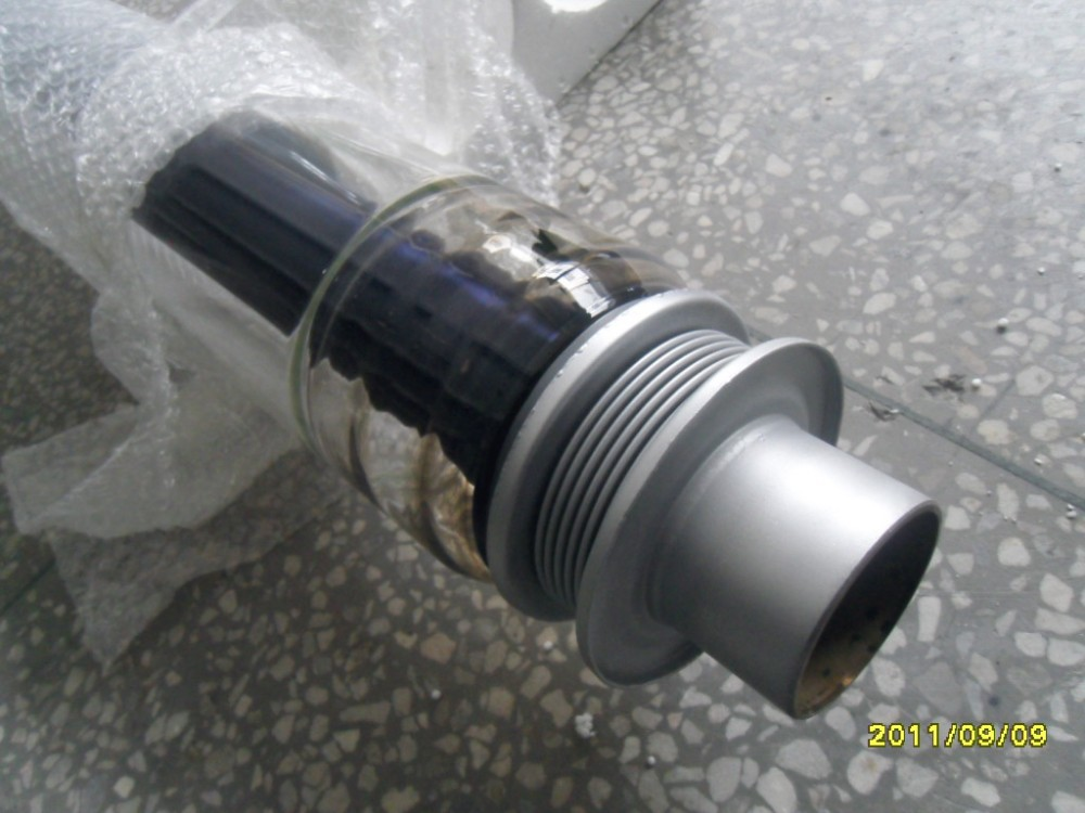 Evacuated Pipe Receiver Tube For Solar Water Heaters Buy