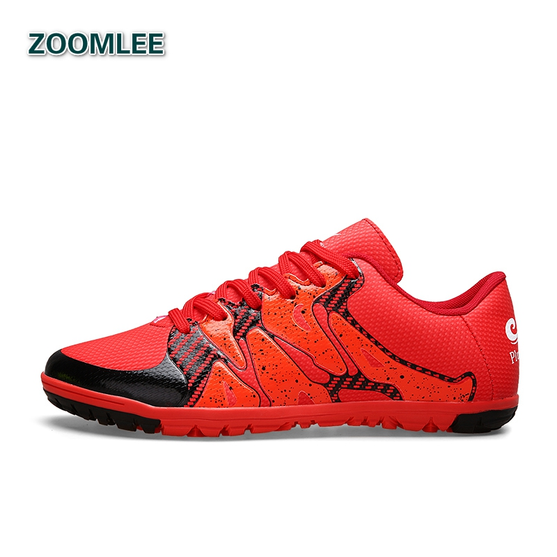 Indoor Soccer Shoes Leather China