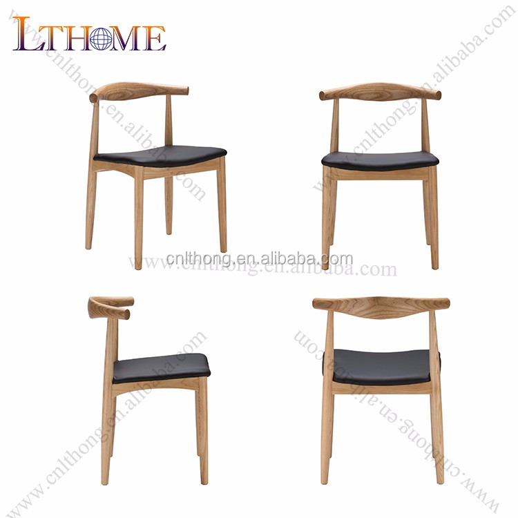 B316 Solid Wood Chair Japanese Dining Chair