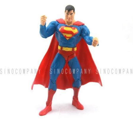 DC Direct Superman Series Action Figure Series 1 Boys Toy Gift 2003 7 SUPERMAN