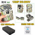 Free shipping 32GB Wifi SD 12MP Infrared IR Digital Trail Game Hunting Camera 6800mAh Battery