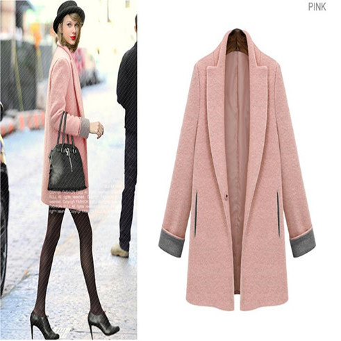 European-Streetwear-2014-Winter-Fashion-Poncho-Long ...