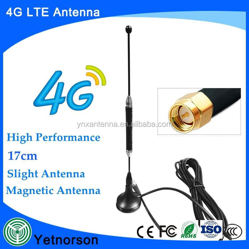 4g 10dbi Lte Antenna 3g 4g Lte Aerial 698 960 1700 2700mhz