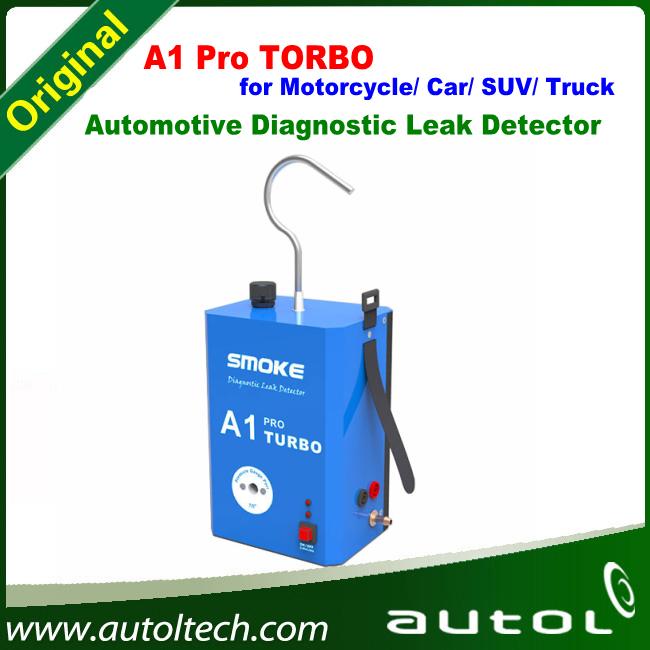A1 Pro турботаймер дым автомобильный диагностический течеискателя A1 автомобиль дым быстрая система утечки