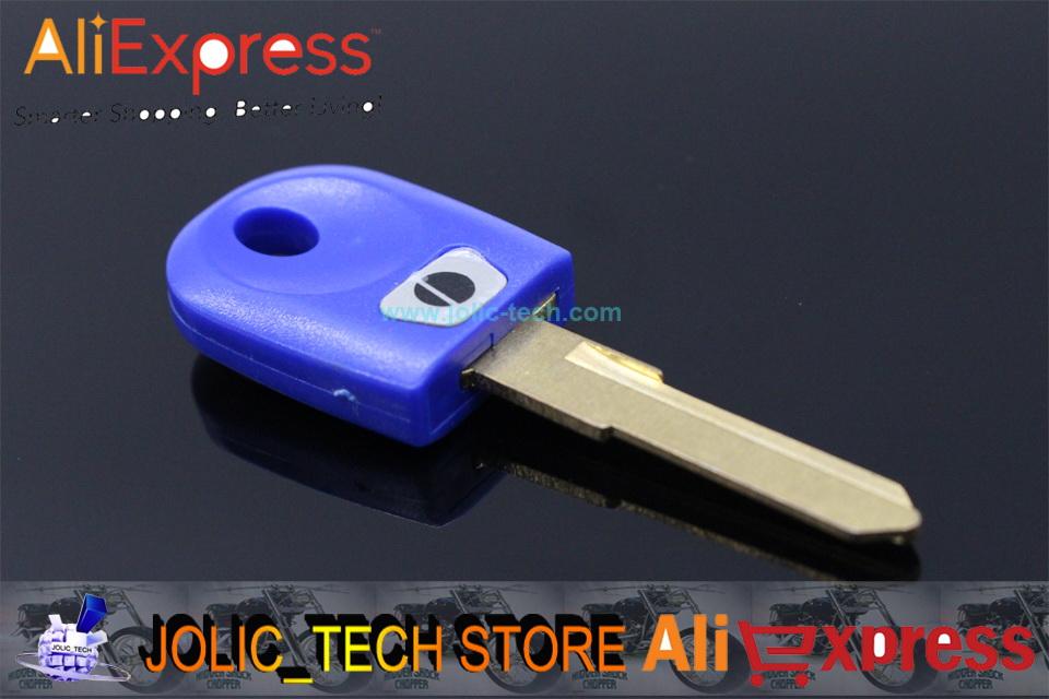 3 шт. высокое качество синий бланк нерасщепленной ключевых для GT1000 пол смарт-чехол Supersport SS900 Hypermotard
