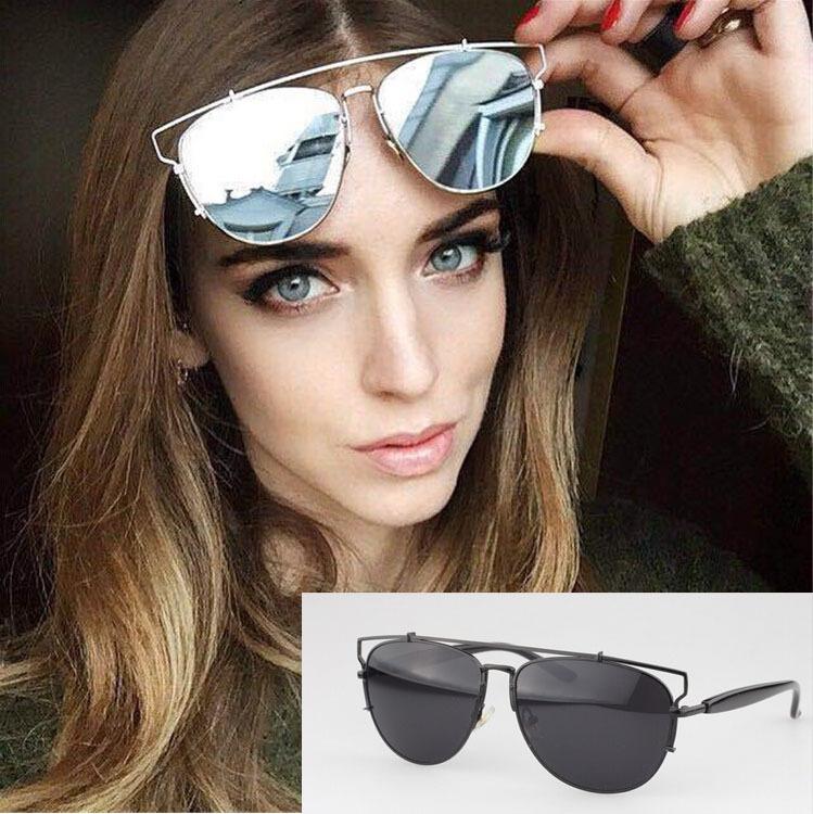 sont des lunettes de soleil la mode miroir heju. Black Bedroom Furniture Sets. Home Design Ideas
