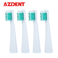 AZdent 4 Pcs Pack Toothbrush Heads Suit For AZ 06 Electric Toothbrushes Head Replacement Oral Hygiene