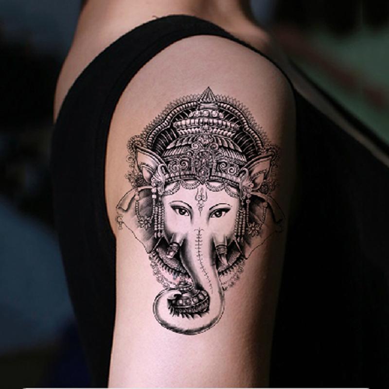 elefanten tattoos werbeaktion shop f r werbeaktion elefanten tattoos bei. Black Bedroom Furniture Sets. Home Design Ideas
