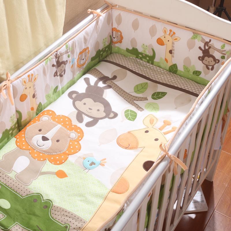 online kaufen gro handel affen baby bettw sche aus china. Black Bedroom Furniture Sets. Home Design Ideas