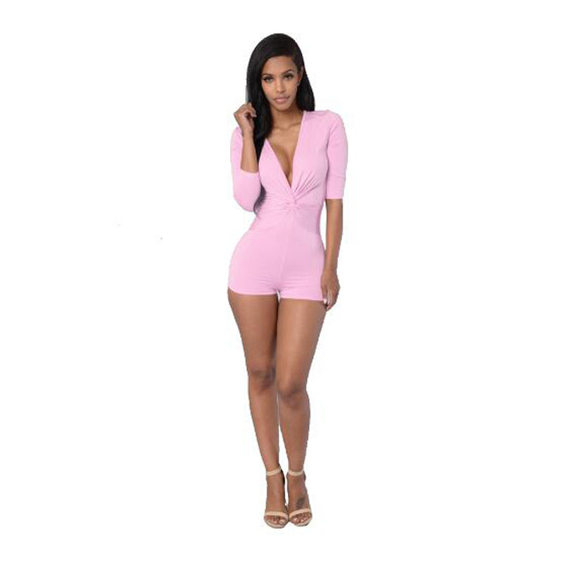 e727e9cf45f1 All about Womens Rompers Amp Jumpsuits Vneck Lace Amp More Forever ...