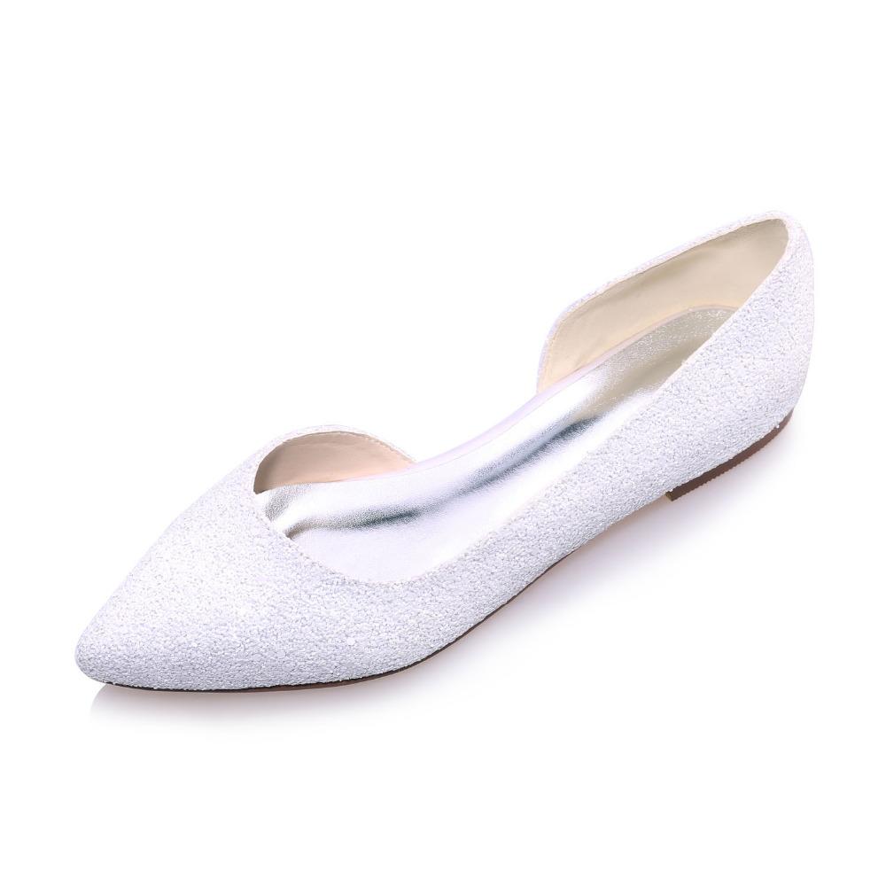 Elegant Ivory Wedding Shoes