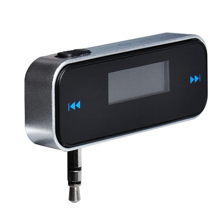 3.5 мм автомобильный комплект музыка радио FM передатчик для iPod iPad iPhone 4 4S 5 5S Galaxy S2 S3 HTC ~ 1