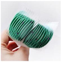 2015 New Fashion Sticker Nails 3Pcs Mixed Colors Nail Rolls Striping Tape Line DIY Nail Art