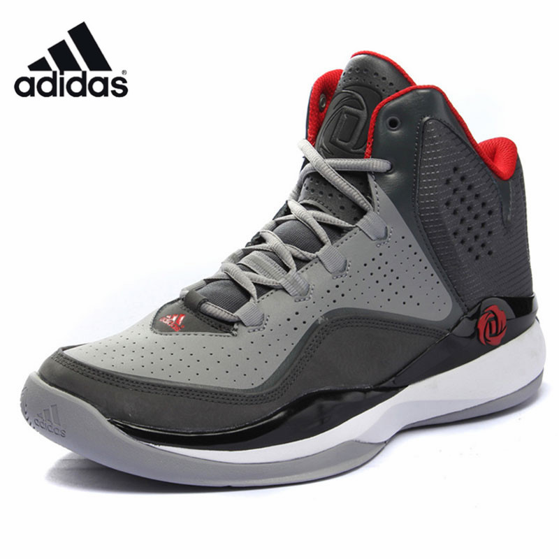 8fb3fd8773b ... Adidas Authentic 2015 ROSE Men Basketball Shoes Athletic Shoes Sports  Sneakers S83841 zapatillas chaussure basket homme