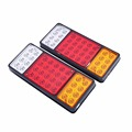 Oversea 2X 36 LED Tail Lights Ute Trailer Caravan Truck Boat Stop Reverse Indicator Hot