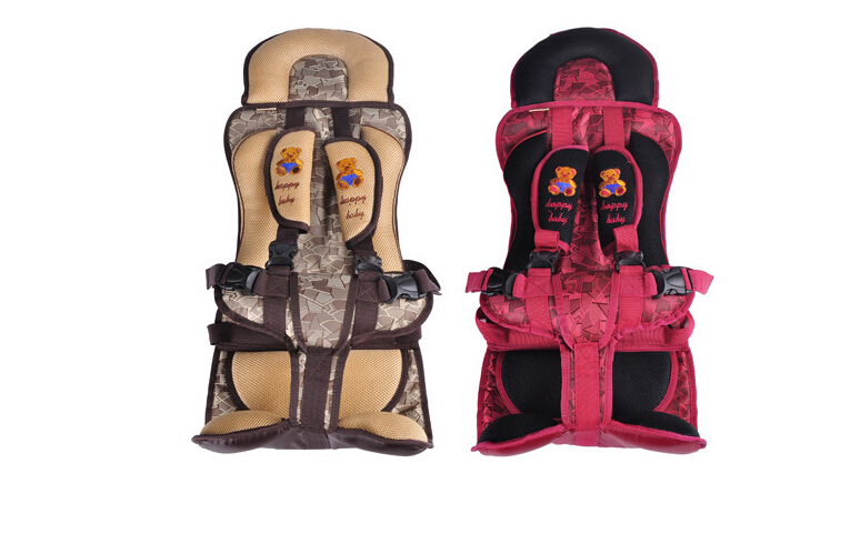 100% высокое качество детское кресло для автомобиля, Детские авто Seat утолщаются, Продукты безопасность детей, 2 дополнительный цвет для выбора, Бесплатная доставка