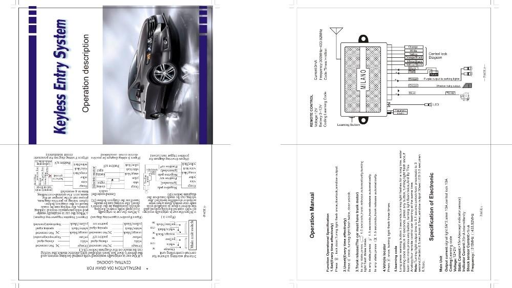 lanbo keyless entry wiring diagram. Black Bedroom Furniture Sets. Home Design Ideas