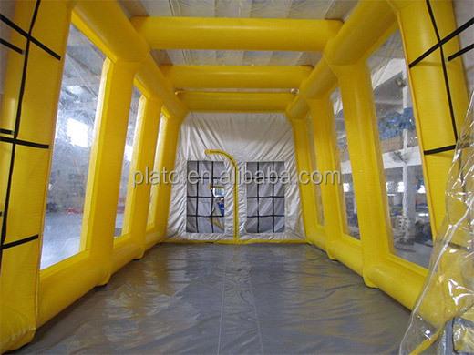 14 m g ant voiture cabine de peinture utilis peinture trotter portable cabine de pulv risation. Black Bedroom Furniture Sets. Home Design Ideas