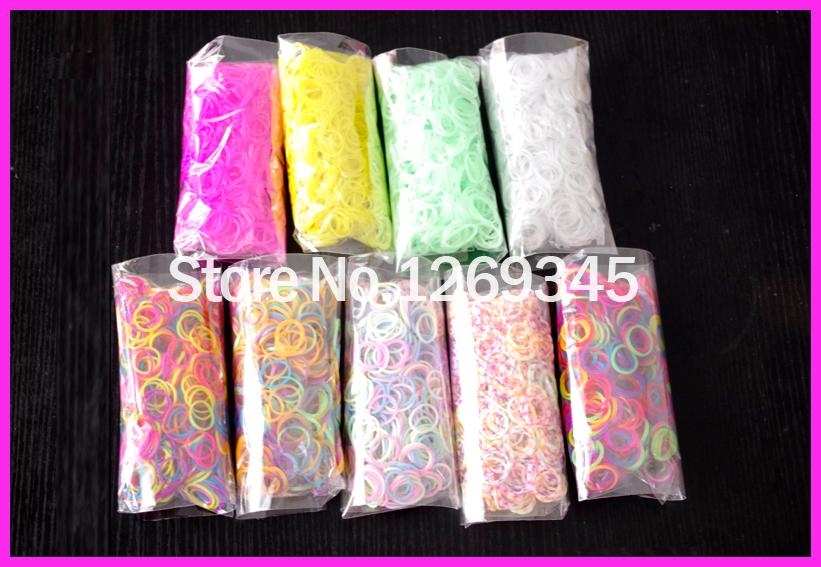 9000 / 30 цвет горячие ткацкий станок полосы наполняет, резинкой станок для поделок браслет браслет резиновый резинки для браслетов