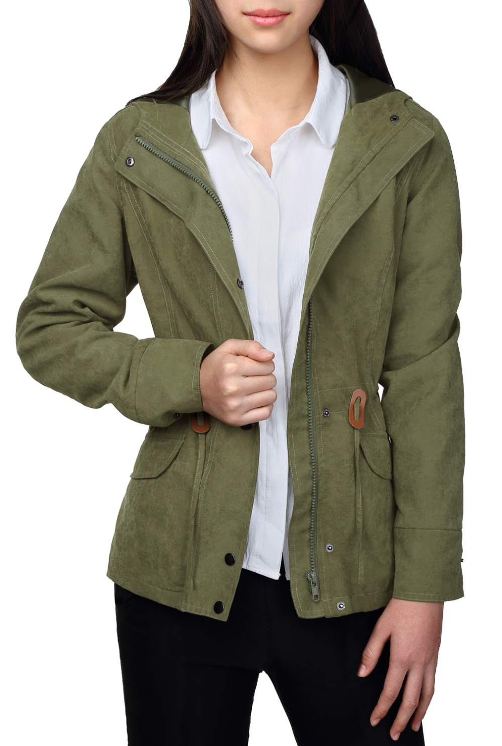Womens spring coat