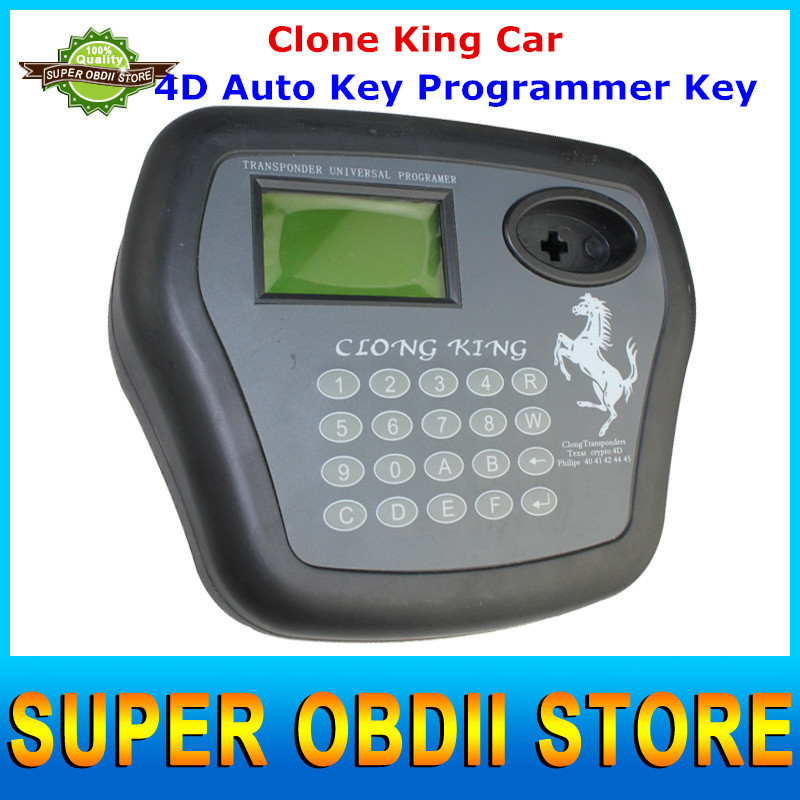 Супер транспондера чип клон ключи от машины 4D программиста копия производитель ключи от машины 4D высокая производительность Laetst версия