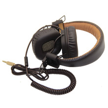Majors Headphones Deep Bass Noise Isolating headset For Studio Headphones With Mic&Remote Stereo Hifi Monitors earbuds