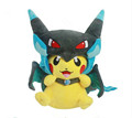 Hot Pokemon Pikachu Charizard hat Plush Soft Toy Stuffed Animal Doll 9