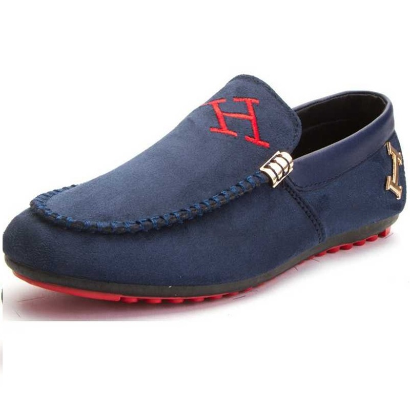 Men S Casaul Moccasin Loafer Shoes Size