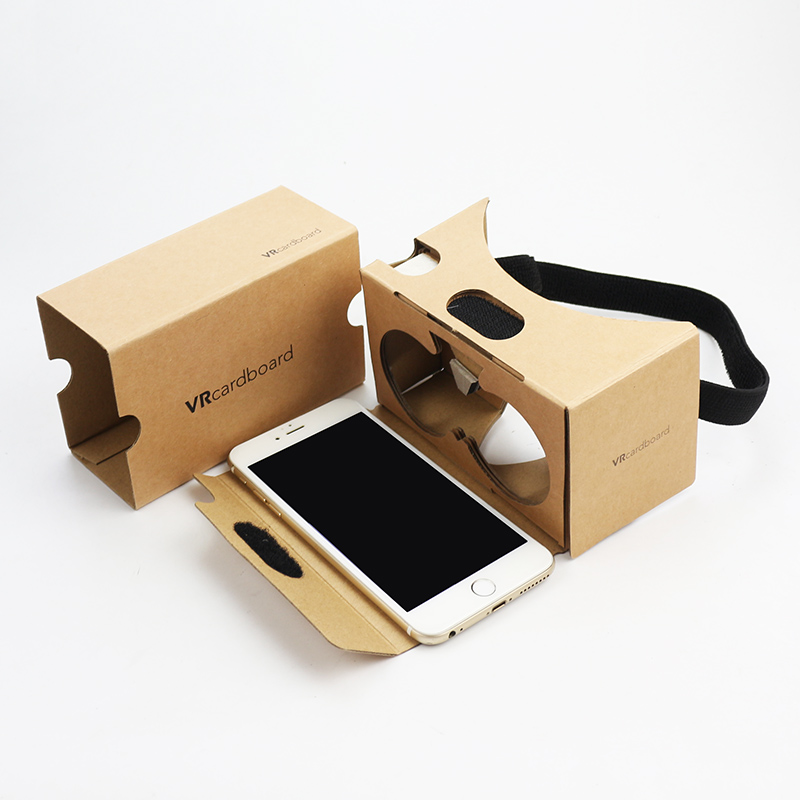Wholesale VR Google Cardboard ...