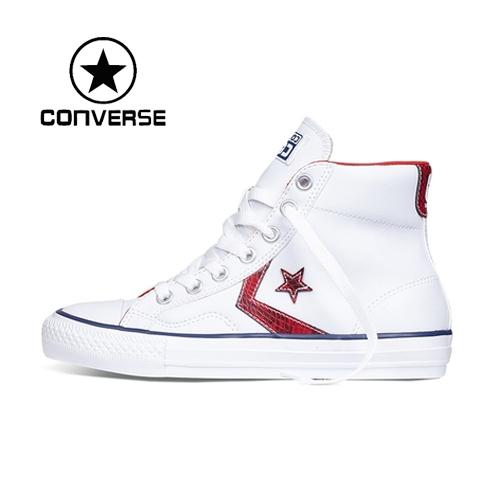 Converse мужчины и женщины обувь 143019 скейтбординг обувь кроссовки унисекс