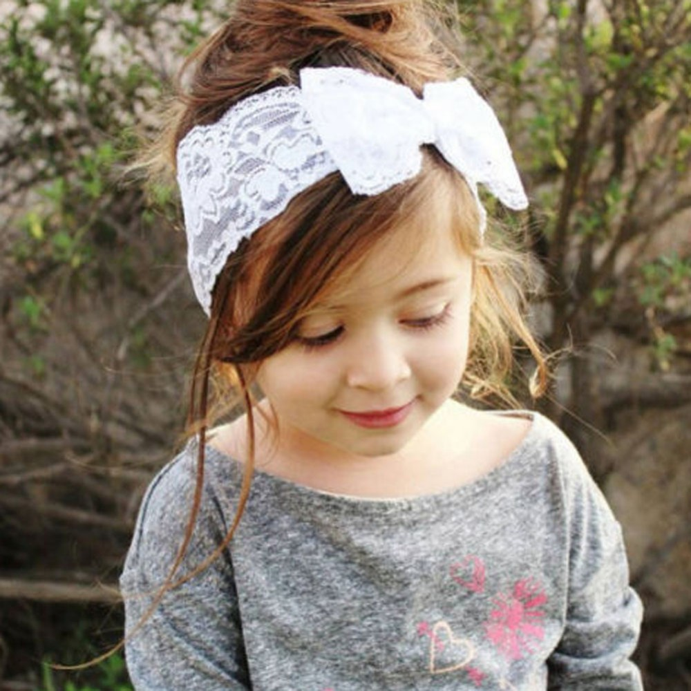 62a2996d1 Chirstmas Baby Hair Accessories Toddler Cute Girl Kids Bow Hairband ...