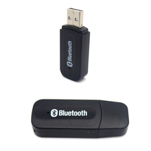 Bluetooth USB A2DP Adapter Dongle Blutooth Music Audio Receiver Wireless Stereo home speaker 3.5mm 300Mbps