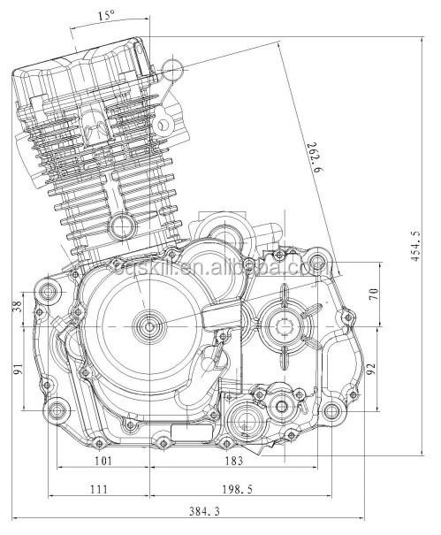 faible co t v ritable zongshen 300cc moto moteur par zongshen pi ces fournisseur composants de. Black Bedroom Furniture Sets. Home Design Ideas