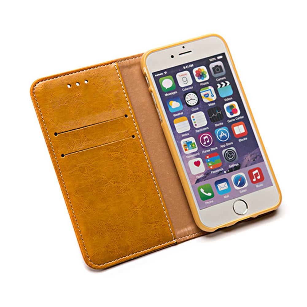 wallet phone bag leather cover case for apple iphone 4 4s 5 5s 6 6 plus stand flip coque on. Black Bedroom Furniture Sets. Home Design Ideas